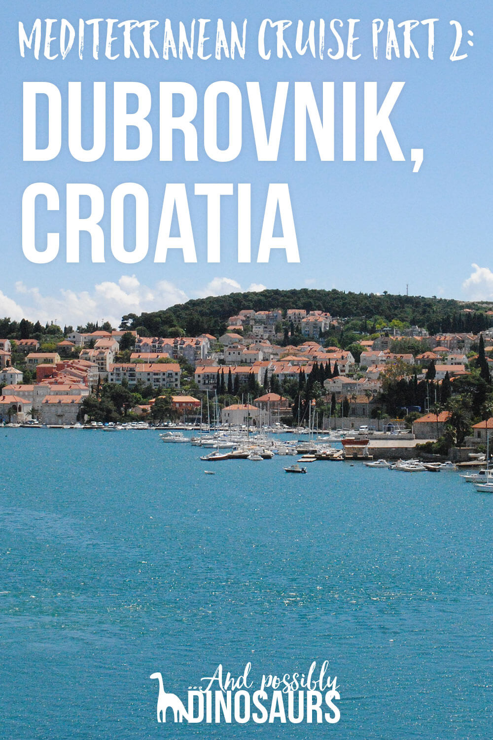 Thinking of visiting Dubrovnik, Croatia on a cruise? It's a beautiful place! Click through to find out what some of the best things to do are!