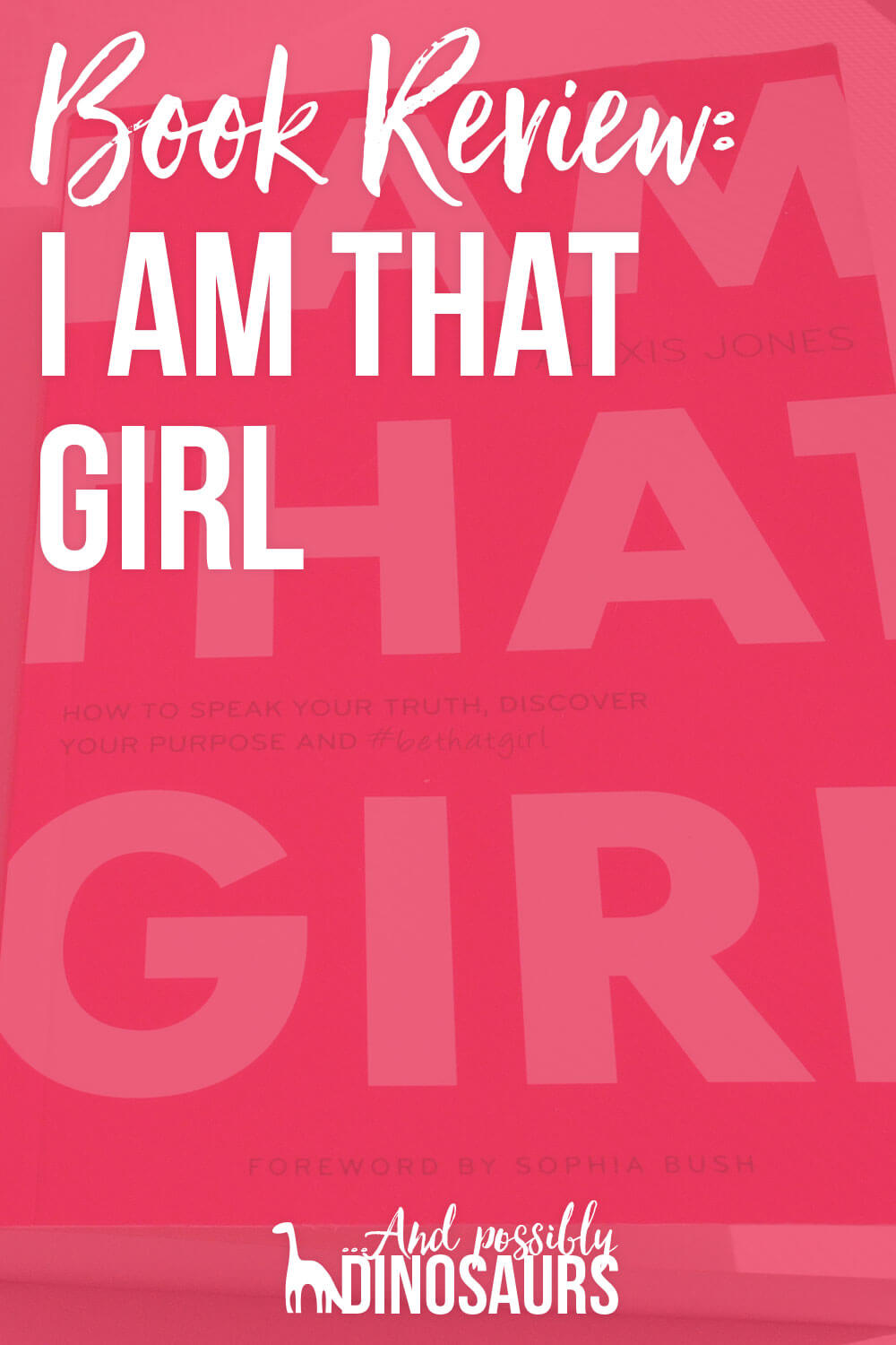 Book Review: I Am That Girl