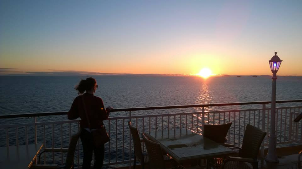 Sunrise on the Mediterranean: Going on your first cruise? Feeling a little nervous? Alleviate some of your apprehensions with this list of things I wish I knew before going on my first cruise! Click through to read the full post.