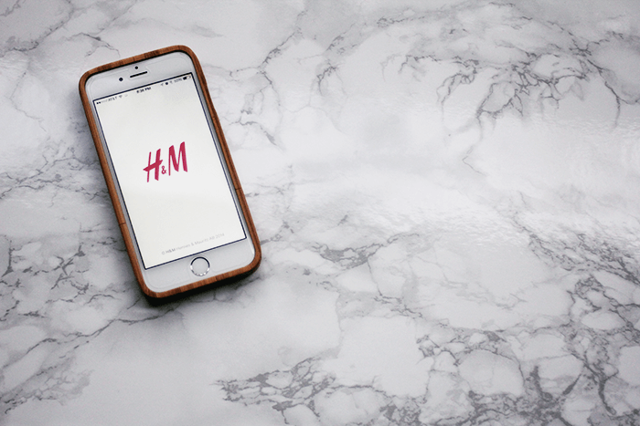 Apps I Always Use - H&M