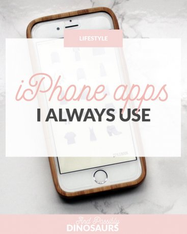 12 Apps I Always Use