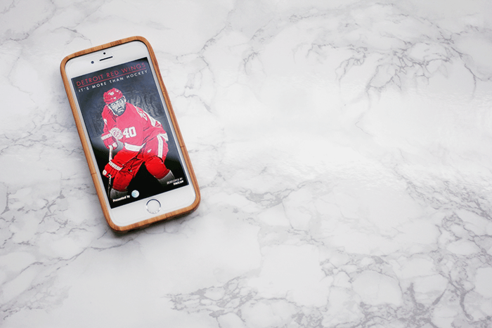 Apps I Always Use - Red Wings