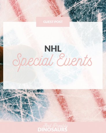 Guest Post: NHL Special Events