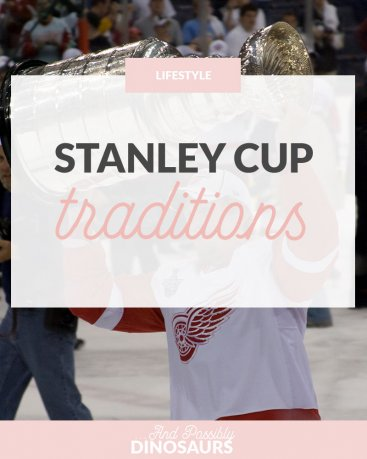 Stanley Cup Traditions