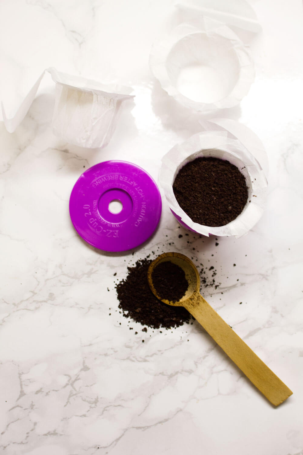 Even the inventor of the Keurig regrets making the K-Cups non-recyclable! So, how do you deal with somethign has un-environmentally friendly as Keurig? Quite easily, actually. Click through to to learn how!