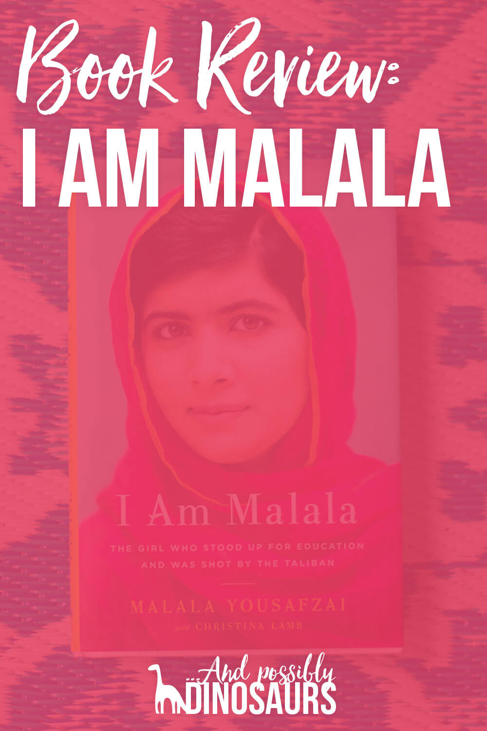 i am malala book review Malala yousafzai has become a symbol of hope for millions around the world the youngest ever nominee of the nobel peace, she tells the story of her struggles and dreams in her bestselling autobiography.