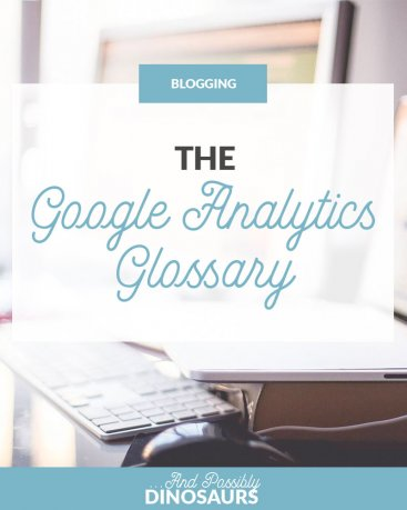 The Google Analytics Glossary