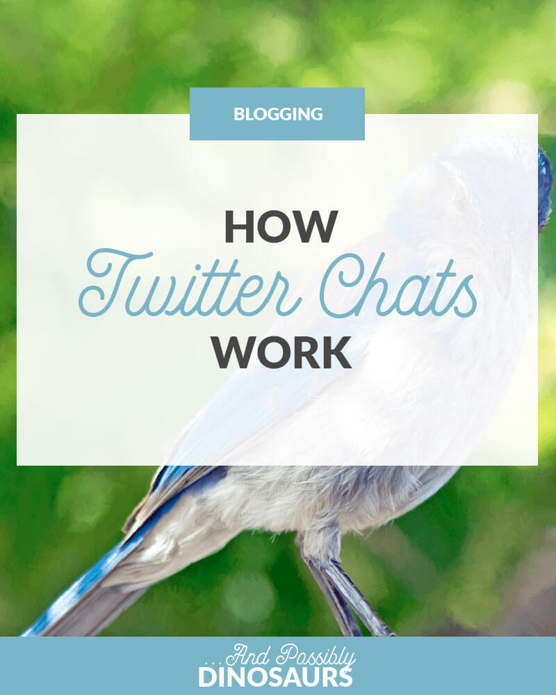 How Twitter Chats Work
