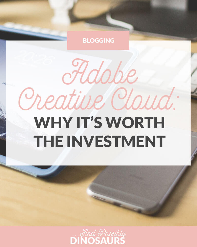 When Adobe unveiled Adobe Creative Cloud, many were uncertain. An internet-based subscription? No thank you! Turns out it is amazing! So why is Adobe Creative Cloud worth the investment? Click through to find out!