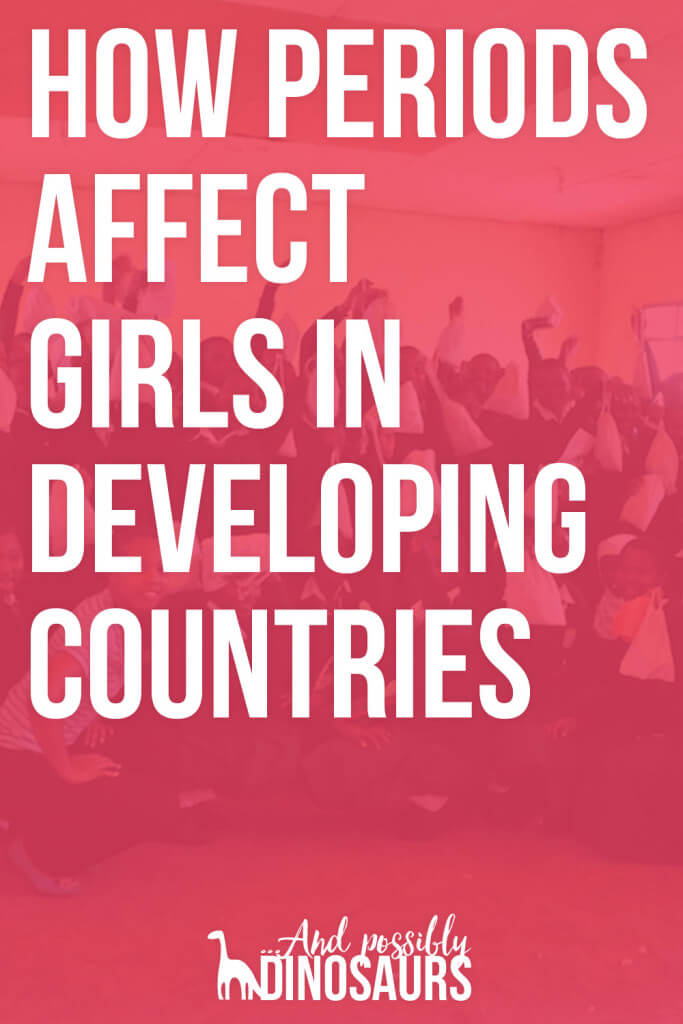 How Periods Affect Girls in Developing Countries