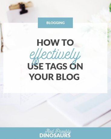 There are a lot of features on Wordpress. It's hard to know how to really utilize all of them! So what are tags, and how can you effectively use tags on your blog?