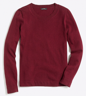 J.Crew Factory Teddie Sweater