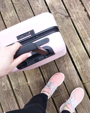 Pink Suitcase*